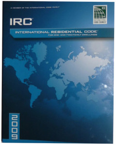Code book updates contractor success csl for International residential code irc