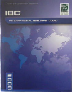 Commercial Building Code Book